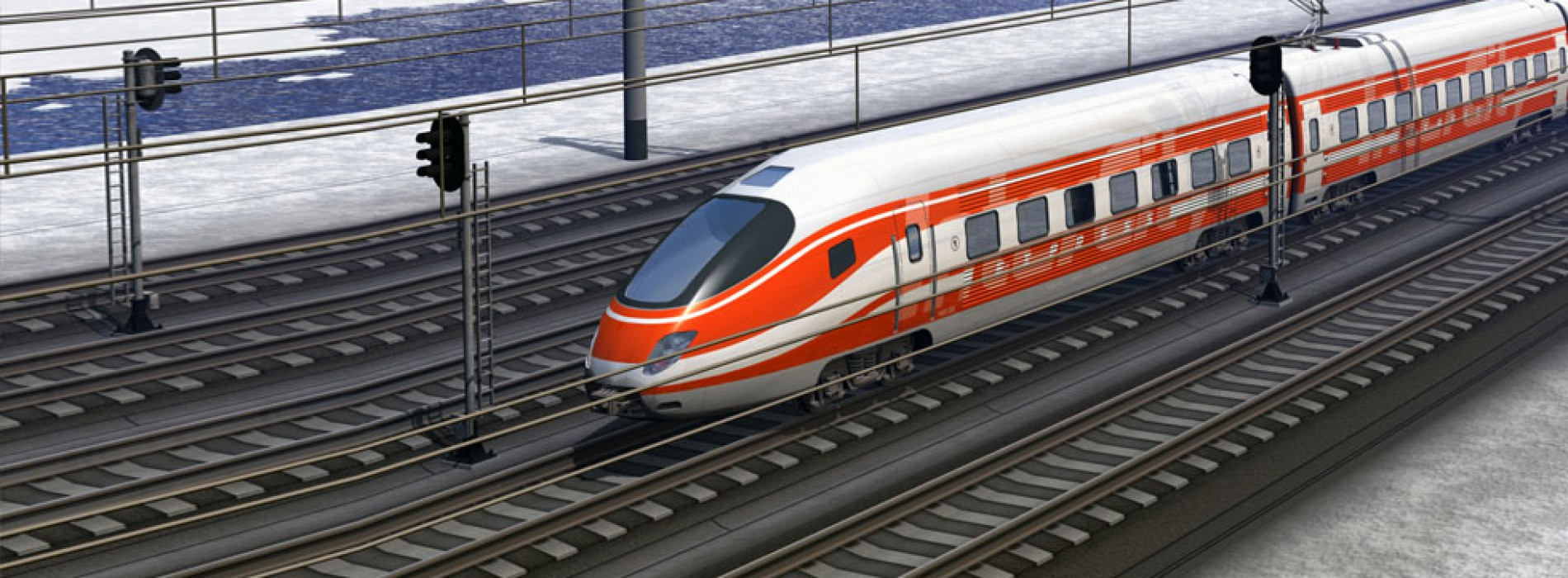 Indian bullet train to travel under the sea