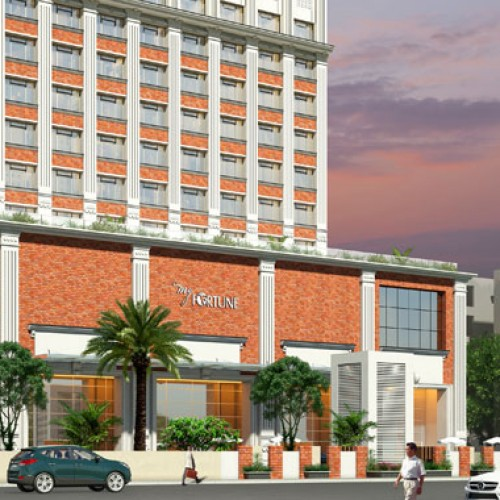 ITC Ltd. announces the Foundation Stone laying ceremony of 'My Fortune, Guntur'