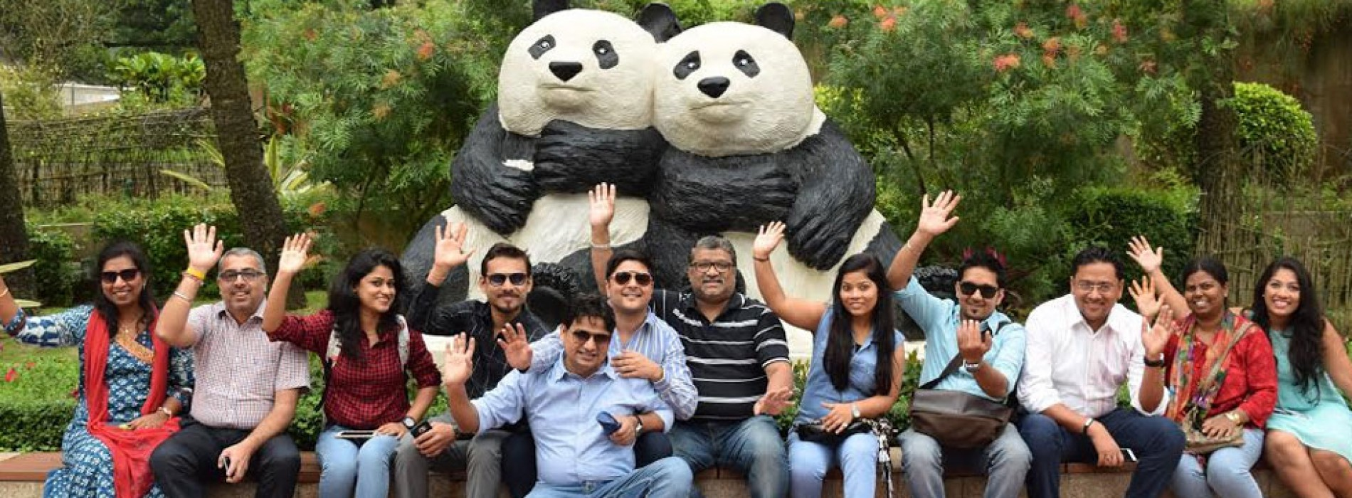 MGTO conducted FAM trip for top travel agents from India