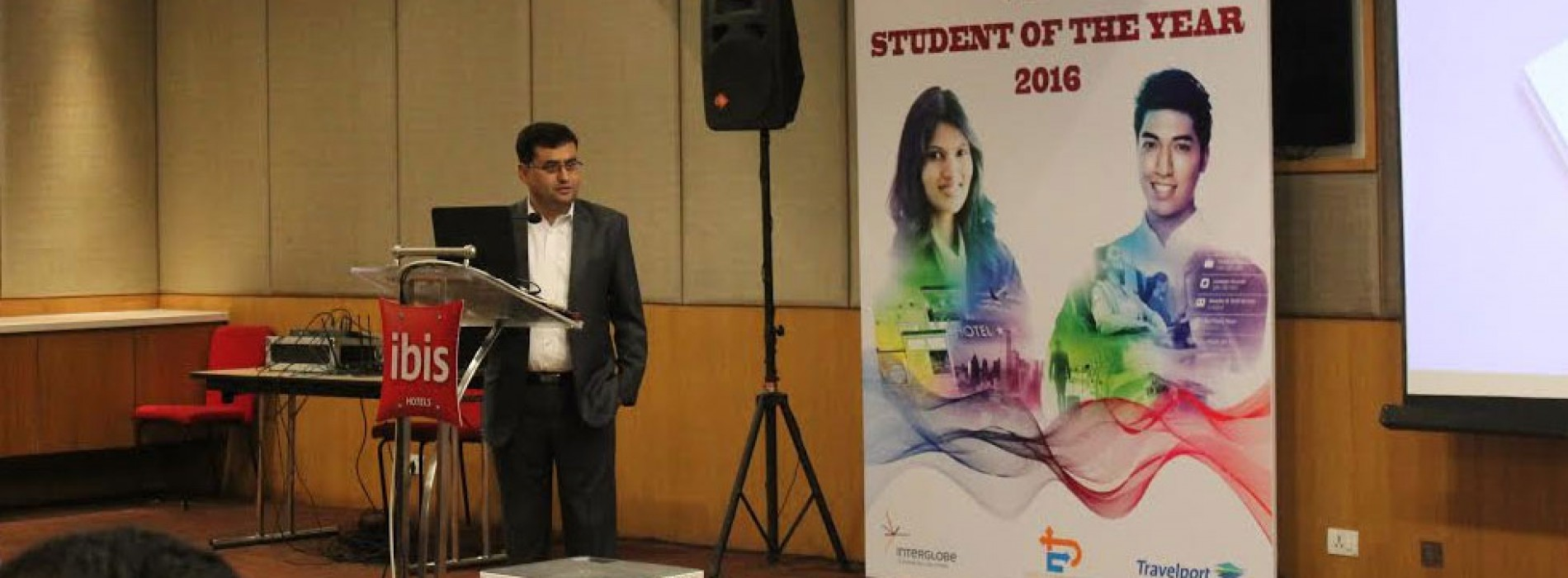 InterGlobe Technology Quotient organizes 'Student of the Year 2016′ Contest