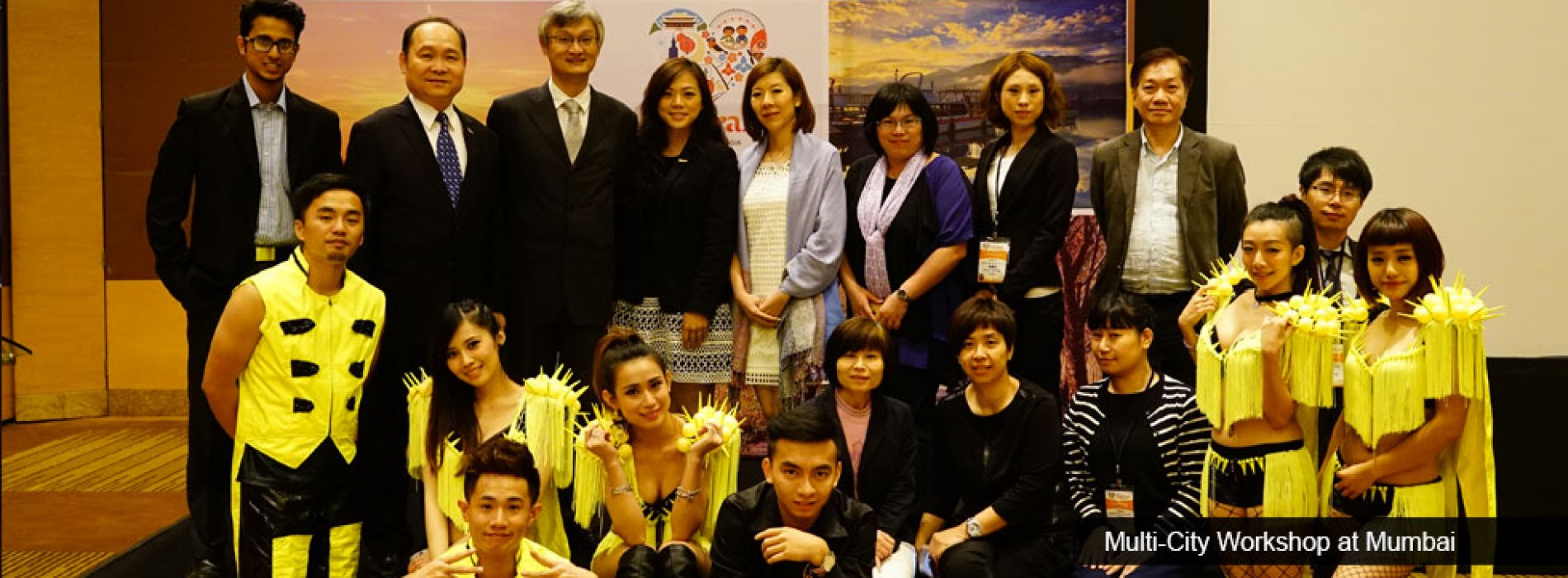 Taiwan Tourism Bureau kicks off 2016 with a multi-city workshop