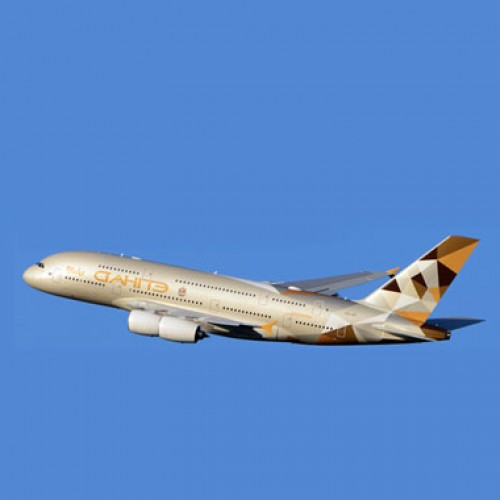 Etihad Airways world's most expensive plane ticket