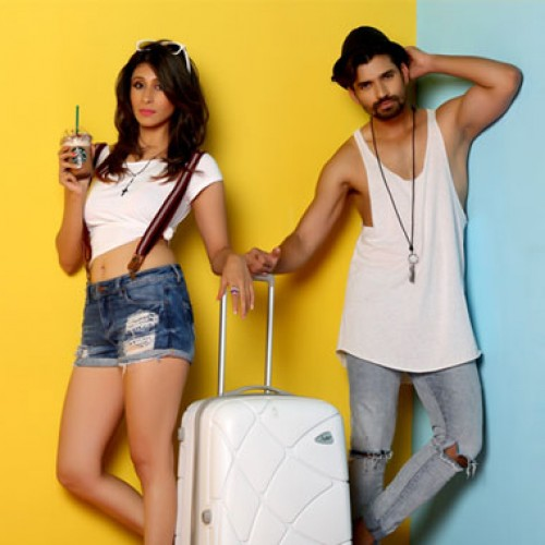 Desi Explorers on the move – Indian Tele Stars explore Jordan on the ultimate road-trip!