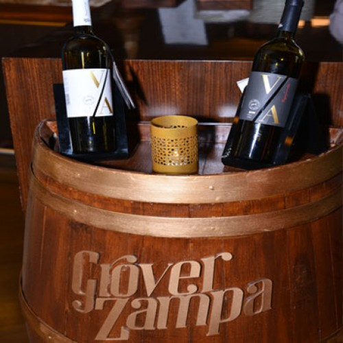 Grover Zampa Vineyards hosted an event at Pullman Hotels & Resorts
