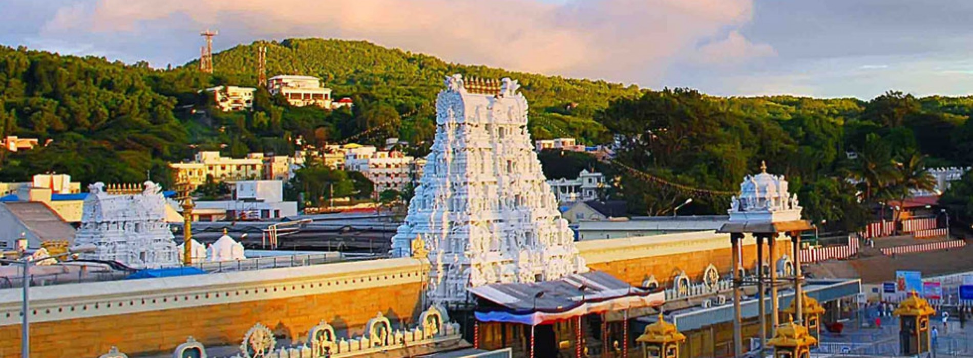 AP Tourism promotes Srikalahasteeswara Temple as a part of Tirupati and beyond