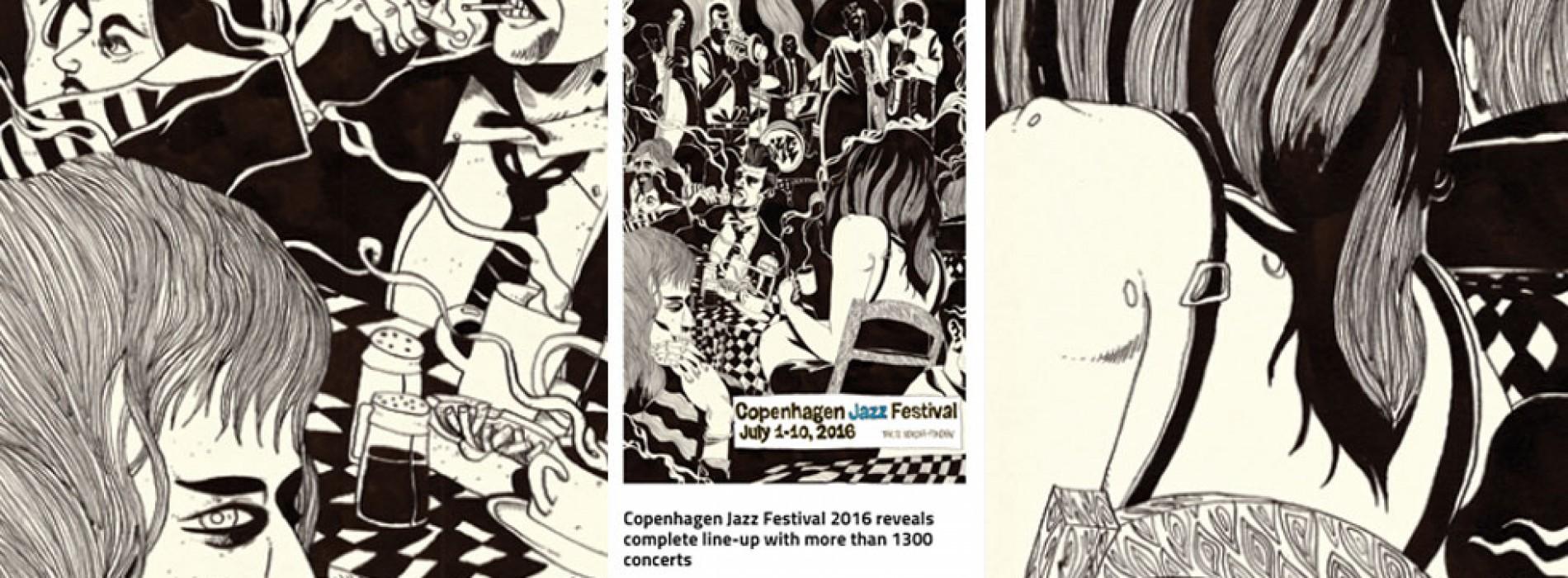 Copenhagen Jazz Festival 2016 reveals complete line-up with over 1300 concerts