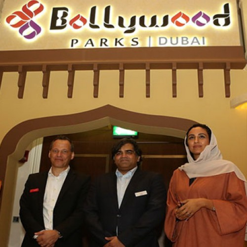BOLLYWOOD PARKS DUBAI UNVEILS ITS STAR STUDDED ATTRACTIONS