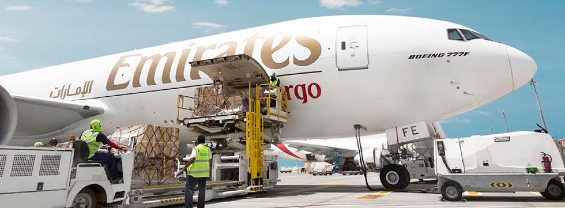 Emirates SkyCargo launches new Hong Kong-Delhi freighter service
