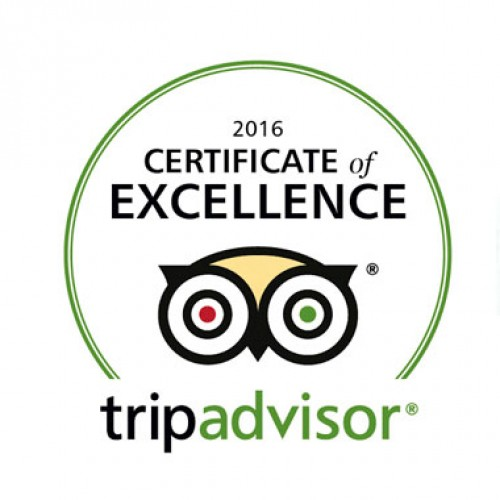 Hotel Sahara Star wins Trip Advisor Certificate of Excellence fifth time in a row