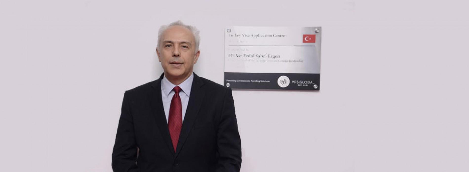 Turkey Visa Application Centre inaugurated in Mumbai, India