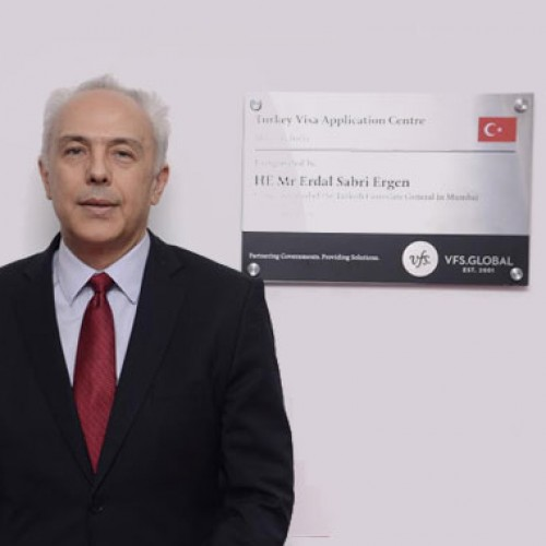 Turkey Visa Application Centre inaugurated in Mumbai, India