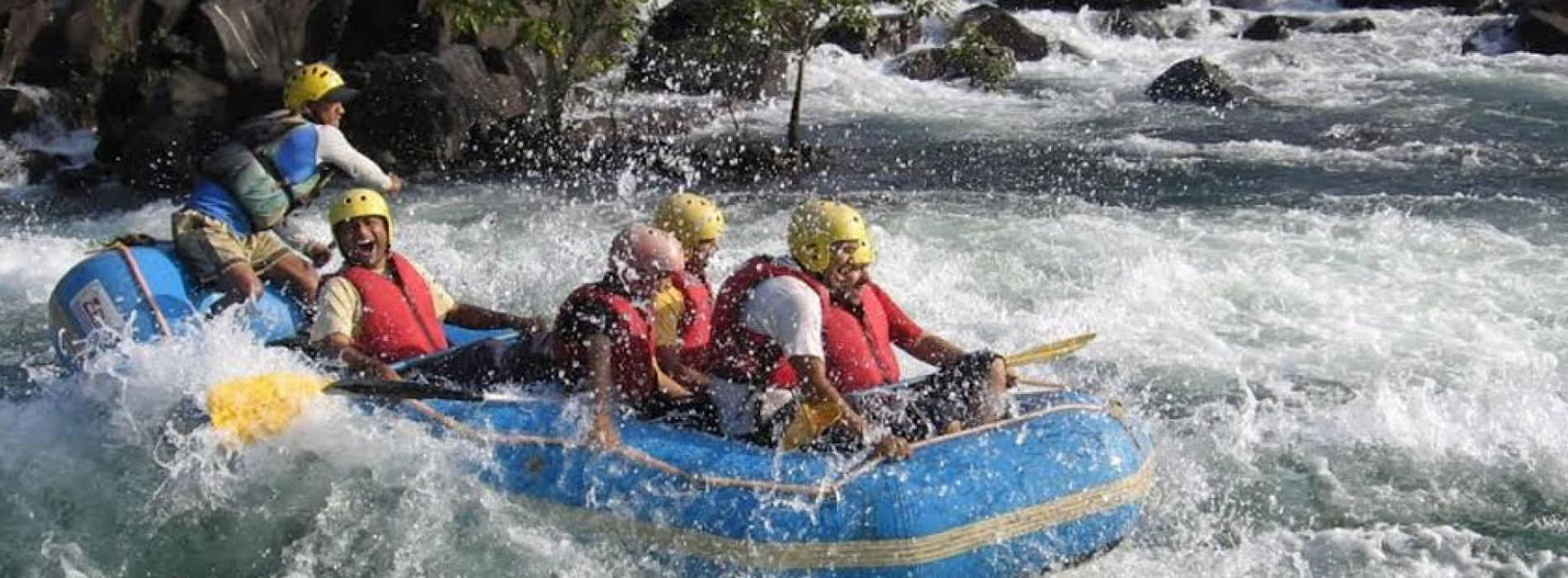White Water Rafting commences in Goa!