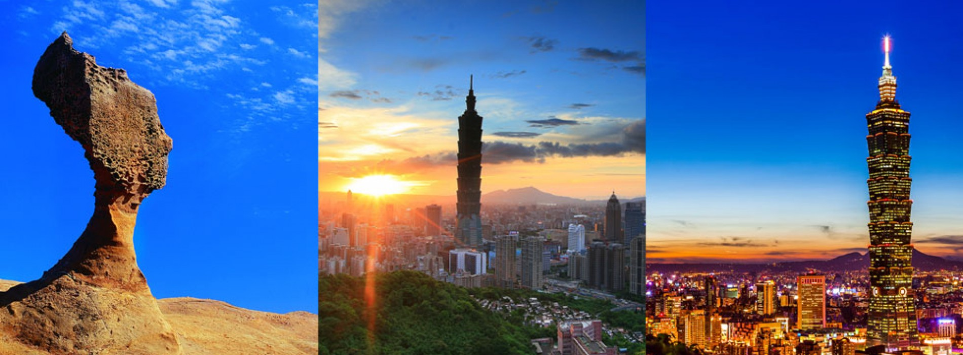Visually stunning places to see in Taiwan