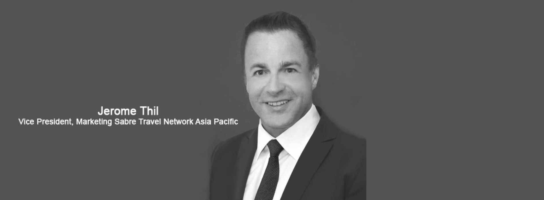 Sabre Travel network adds Jerome Thil to expanding Asia Pacific team
