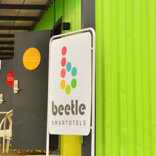 'Beetle Smartotels' rolls out portable hotels ideal for remote locations and industry clusters