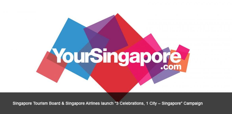 "Singapore Tourism Board & Singapore Airlines launch ""3 Celebrations, 1 City – Singapore"" Campaign"