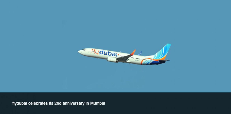 flydubai celebrates its 2nd anniversary in Mumbai