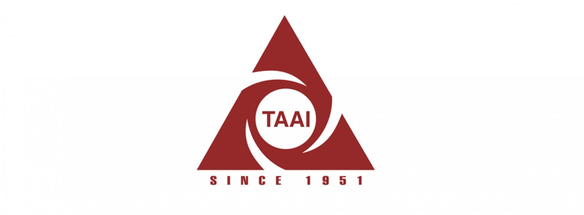 Zubin Karkaria honoured with TAAI's 'Award of Distinction'