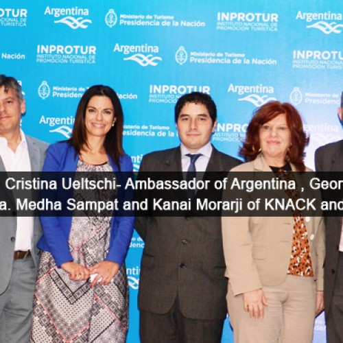 Argentina Tourism (INPROTUR) conducts 3-city India roadshow