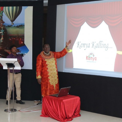 KTB launches Kenya Kalling campaign in India