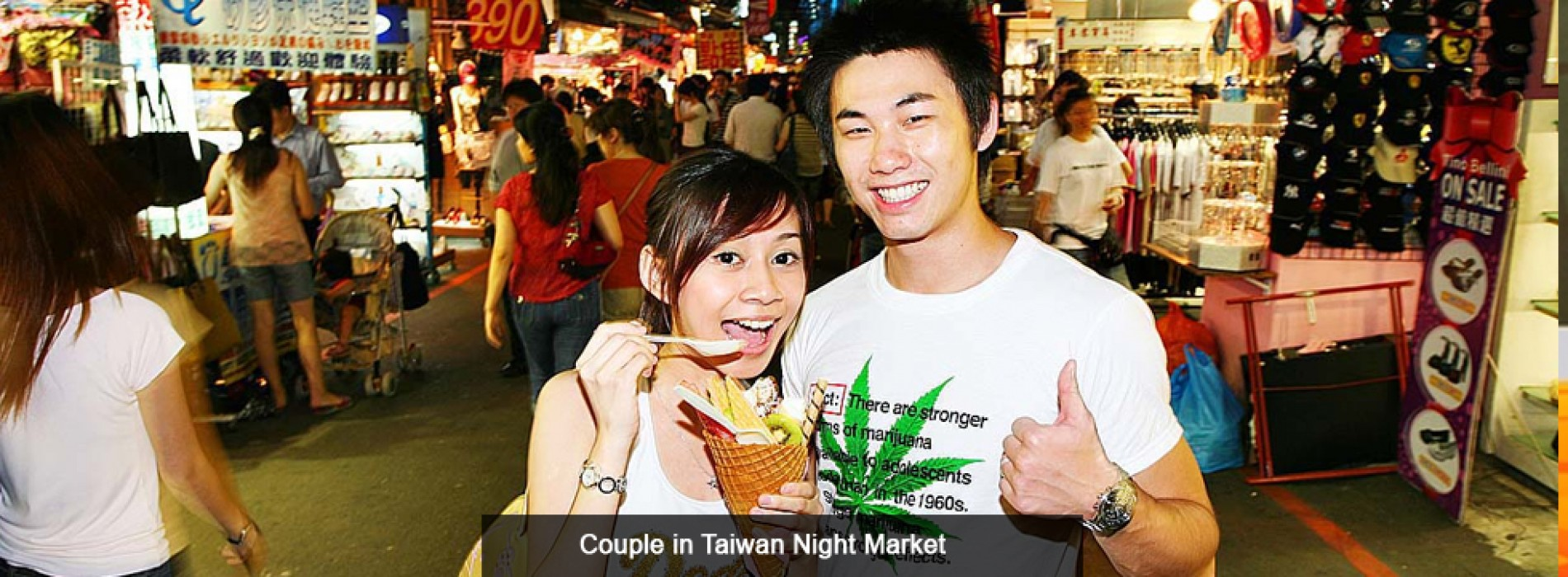 Taiwan: The Country that never sleeps…