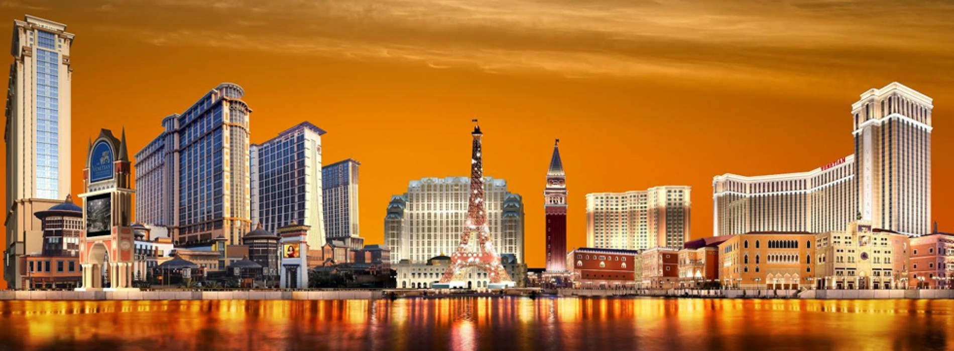Sands Resorts Cotai Strip Macao properties take three of Macao's seven places in prestigious 'China's Top 100 Hotels' Awards