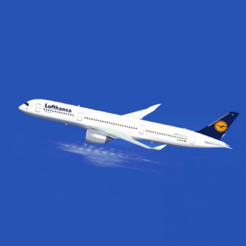 Delhi to welcome Lufthansa's first A350