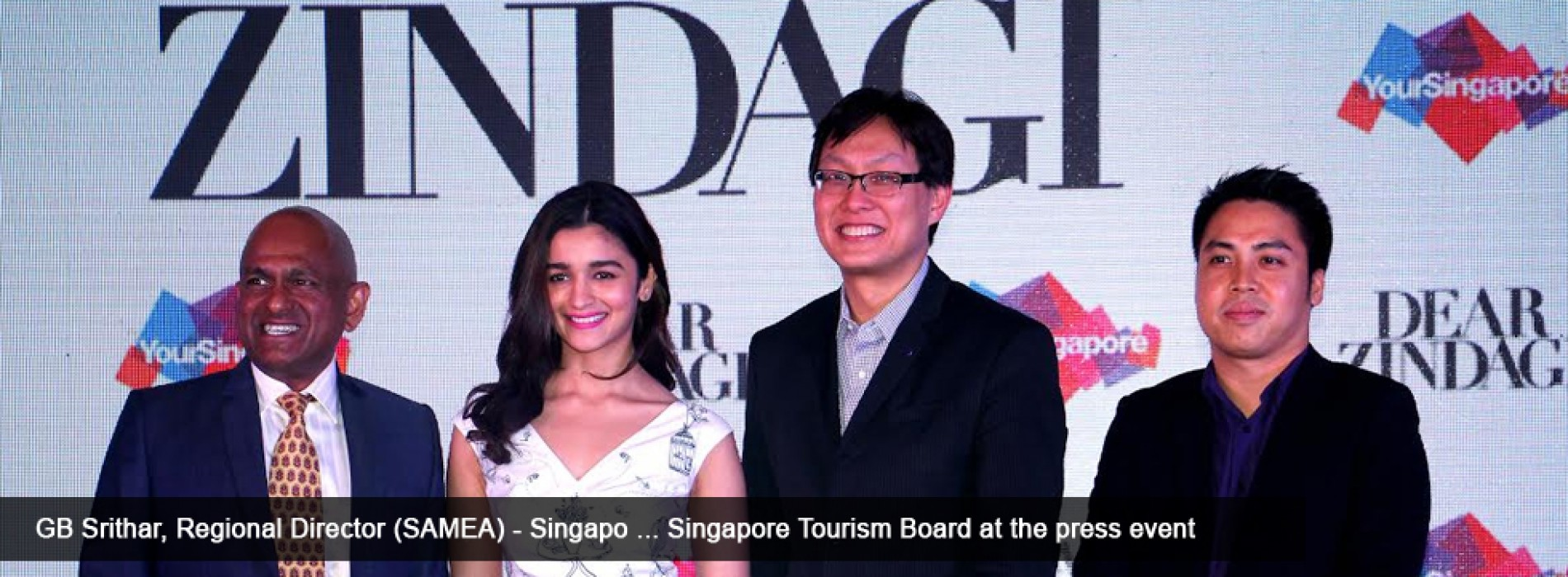 Magical moments in Singapore for cast of Dear Zindagi
