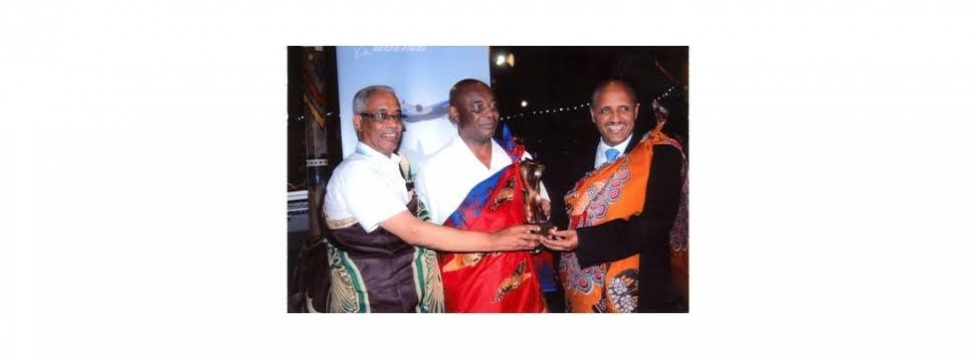Ethiopian received Airline of the Year Award for the fifth year in a row from AFRAA