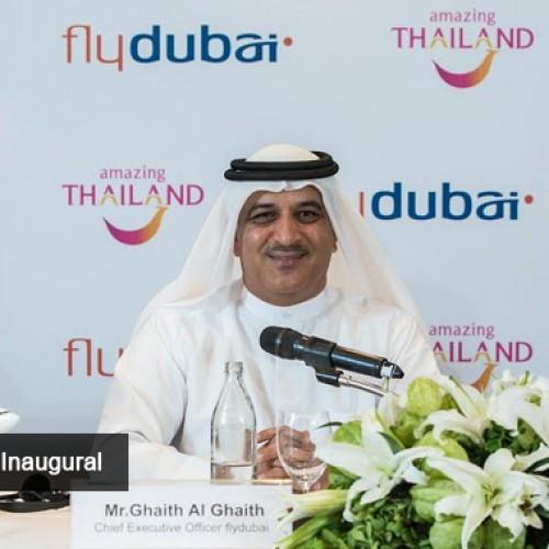 flydubai inaugurates Bangkok service