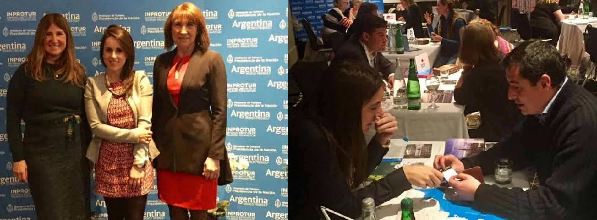 Argentinian important trade mission in Ireland and Scotland