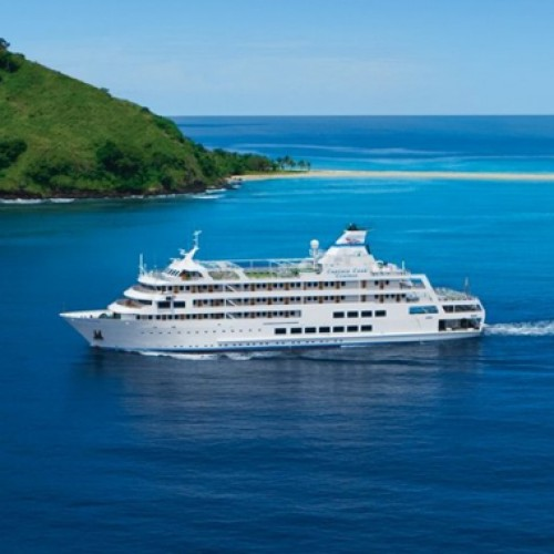 Government tweaks policy to boost cruise tourism