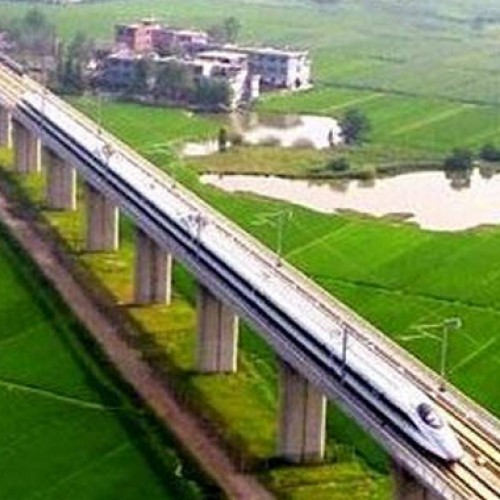 China operationalises worlds longest bullet train line