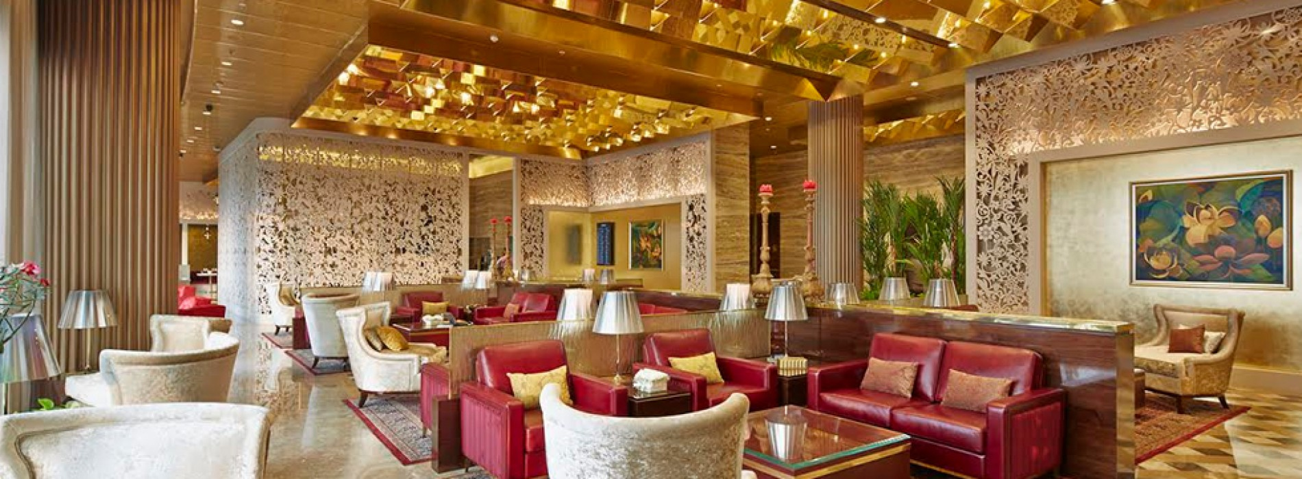 GVK Lounge adjudged World's Leading First Class Airport Lounge at the World Travel Awards 2016