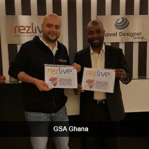 "RezLive.com appoints ""African Origin Travels & Sports Tourism"" as its General Sales Agent in Ghana"