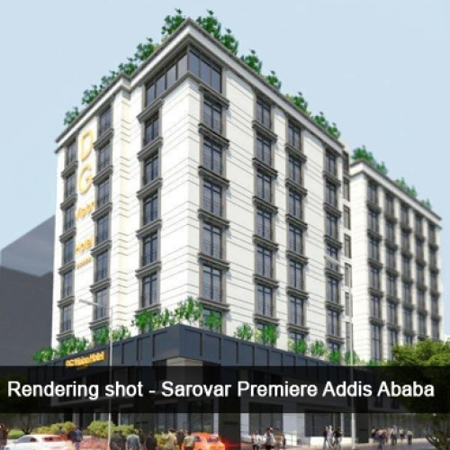 Sarovar Hotels Pvt. Ltd. enters Ethiopia with a hotel in the capital city of Addis Ababa