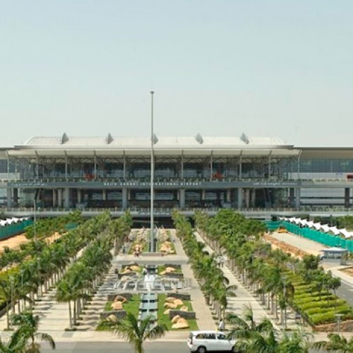 Hyderabad airport becomes carbon-neutral