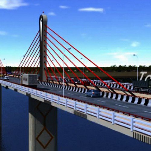 India secures funds for longest bridge