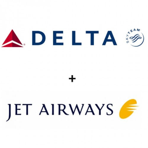 Jet Airways forms FFP partnership with Delta Air Lines