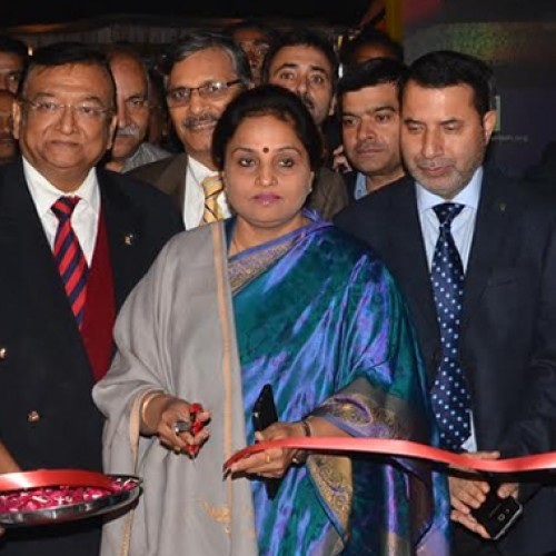 Priya Sethi inaugurates J&K Tourism Food, Craft & Culture Festival 2016 at Dilli Haat