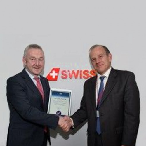 SWISS earns IATA Fast Travel Platinum Award for its self-service facilities