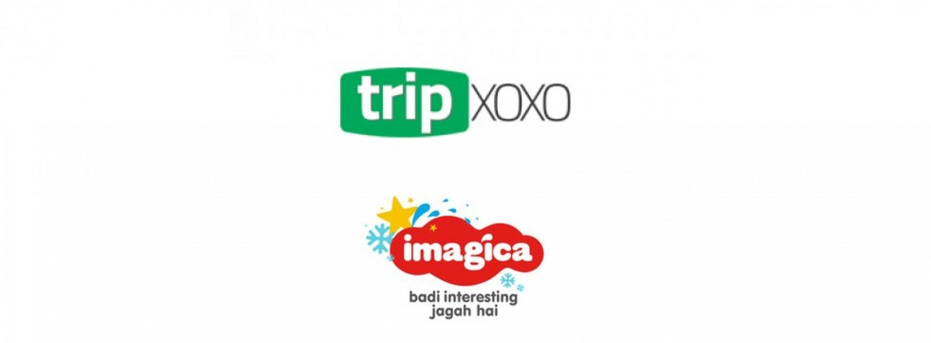 TripXOXO ties-up with Imagica