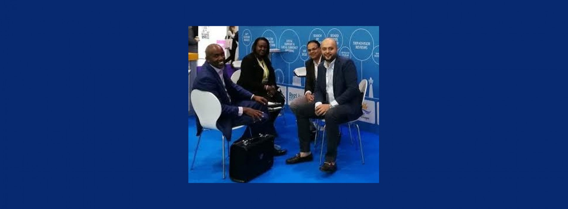 """RezLive.com appoints """"Continental Travel Group"""" as its General Sales Agent in Kenya"""