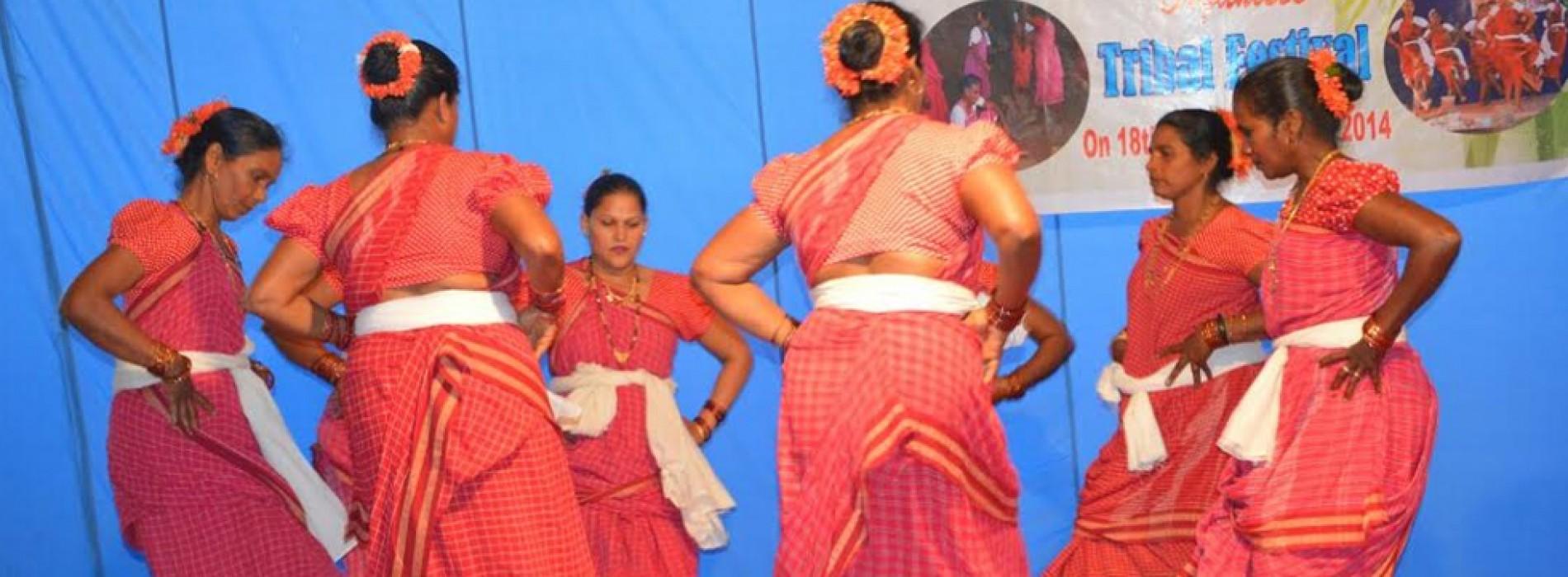 Two day Tribal Festival on January 7-8, 2017 at Xeldem – Goa