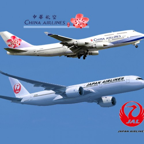 China Airlines expands codeshare deal with Japan Airlines