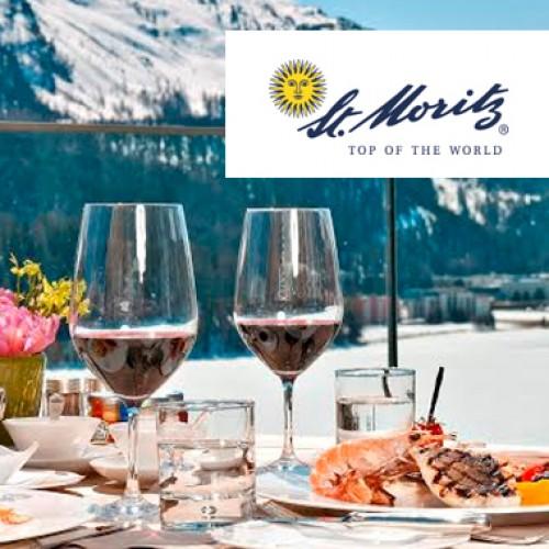 St. Moritz Gourmet Festival: James Kent at the Carlton Hotel St. Moritz