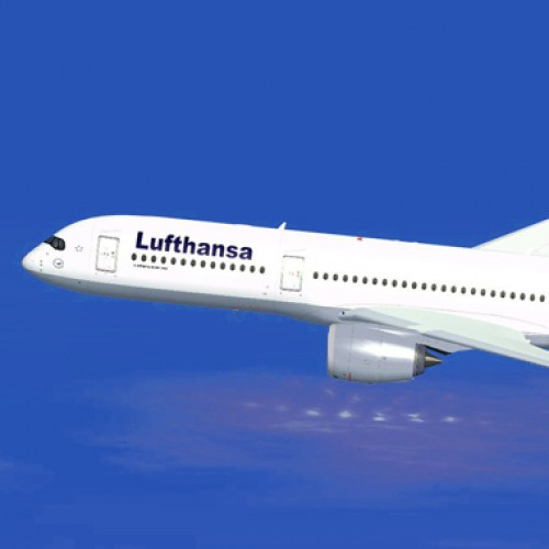 Lufthansa to roll out Wi-Fi on short-haul flights