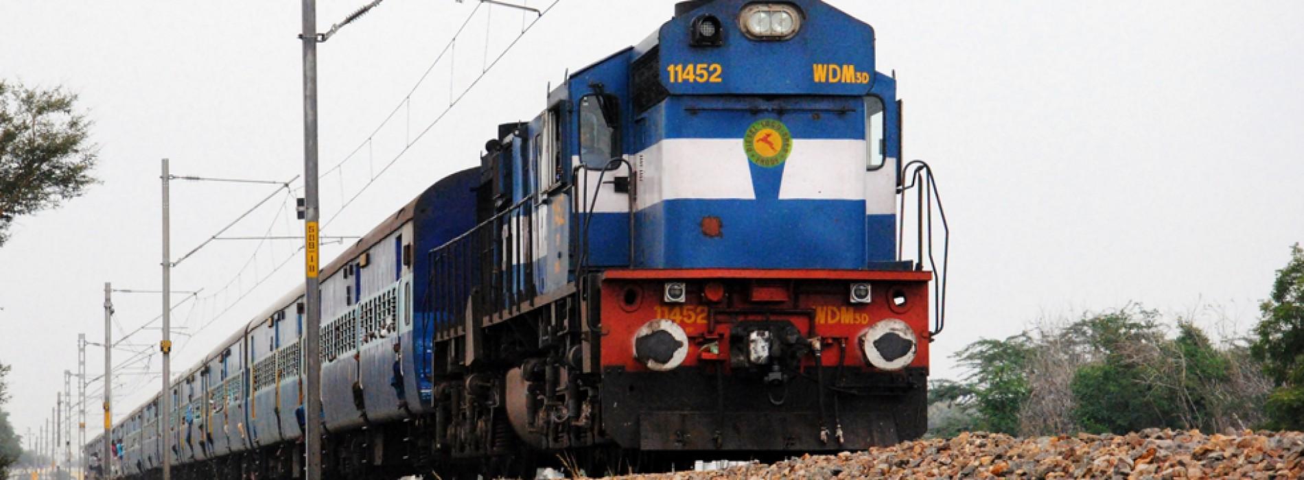 Special train from Mumbai for Uttarayan