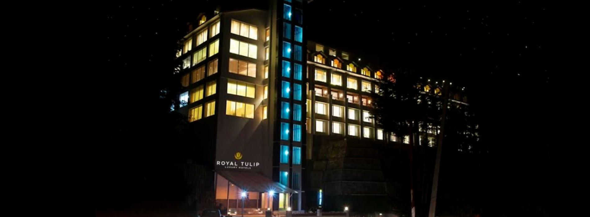 Kufri gets its first International five star hotel with the launch of Royal Tulip Kufri, Shimla