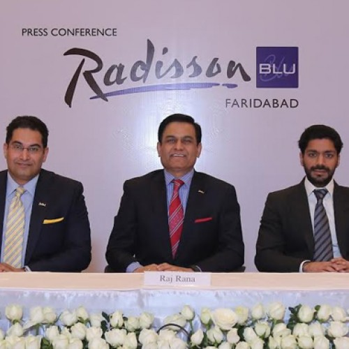 Radisson Blu Hotel Faridabad – The City's First International Upper Upscale Hotel opens